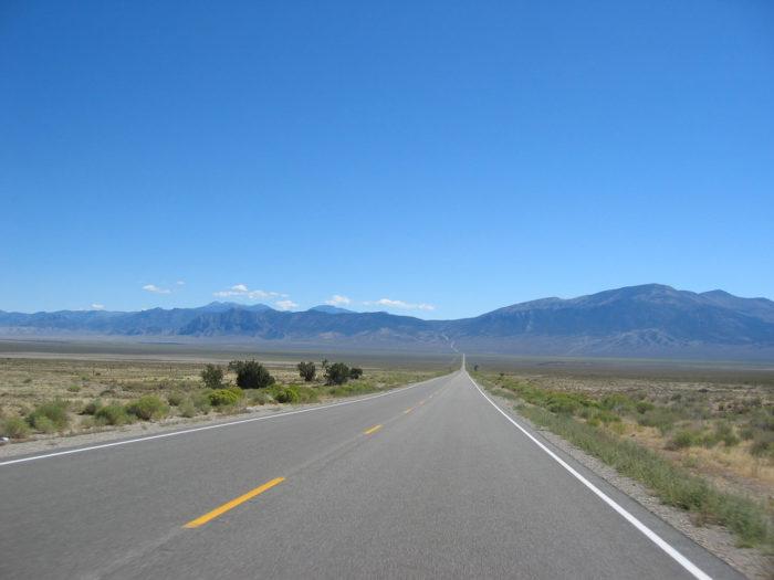 Loneliest Road in America