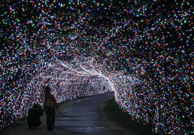 gift of lights at new hampshire motor speedway loudon - Newest Christmas Lights
