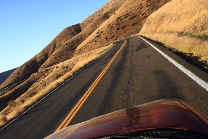 Riggins to Hells Canyon
