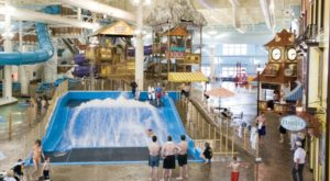 It's Summer All Year Long At This Amazing Indoor Waterpark In Michigan
