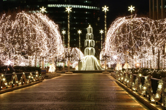 1. Constitution Plaza & 11 Best Christmas Light Displays In Connecticut 2016 azcodes.com