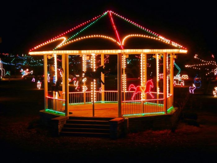 7 byron memorial park williamsport - Christmas Lights Maryland