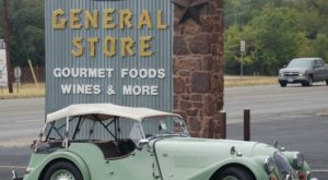 The Oldest General Store Near Austin Has A Fascinating History