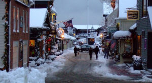 Here Are The 5 Most Enchanting, Magical Christmas Towns In Rhode Island