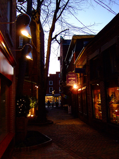 Portsmouth Nh Shopping >> Portsmouth New Hampshire Transforms Into A Winter Wonderland