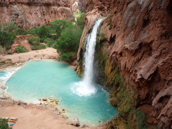 Visit This Arizona Waterfall For An Incredible Experience