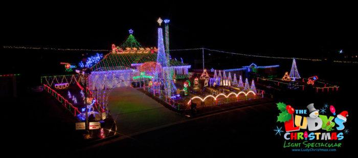 9 Best Christmas Light Displays In Georgia 2016