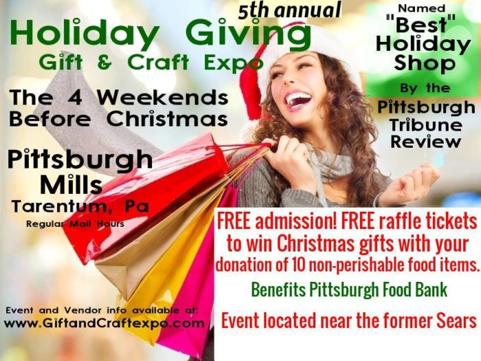 Holiday Gift Giving And Craft Expo Tarentum