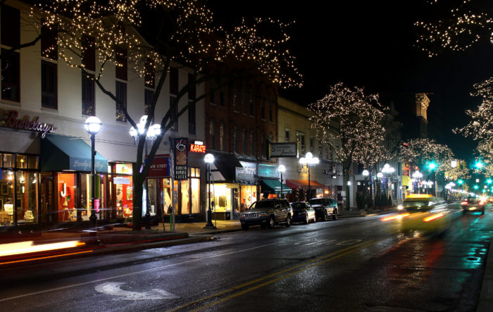 Christmas Tree Store Michigan