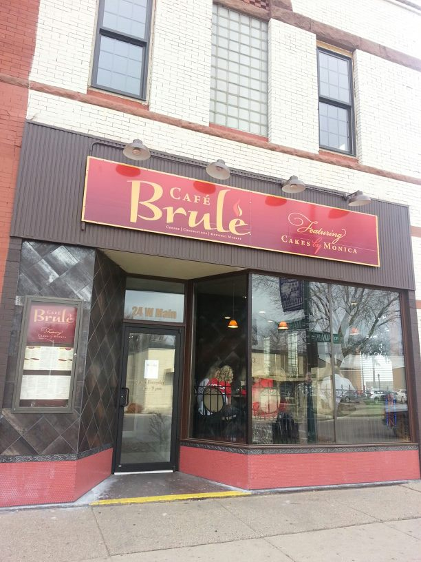 Cafe Brule  W Main St Vermillion Sd
