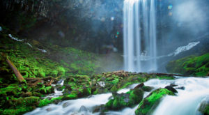 The Easy Waterfall Hike In Oregon That You're Guaranteed To Love
