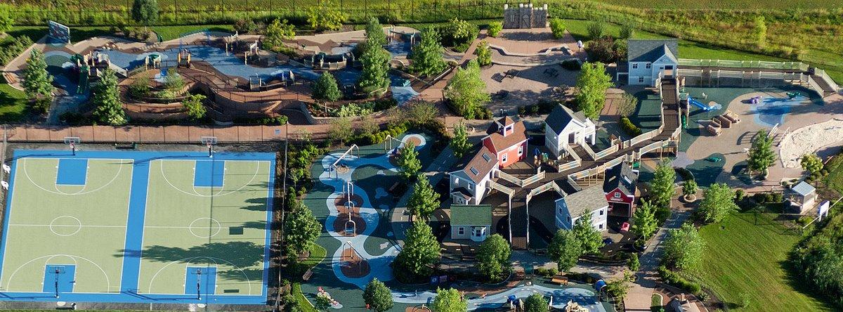 The Best Playground In Ohio Preston S Hope Playground Park