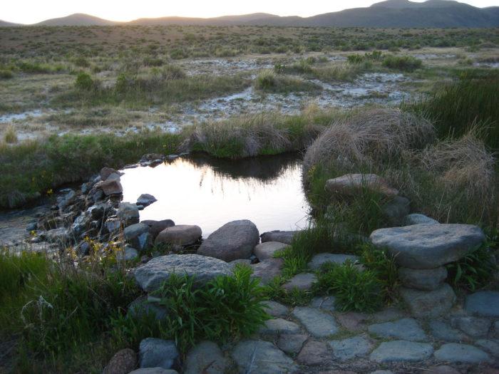 Soldier Meadows Hot Springs