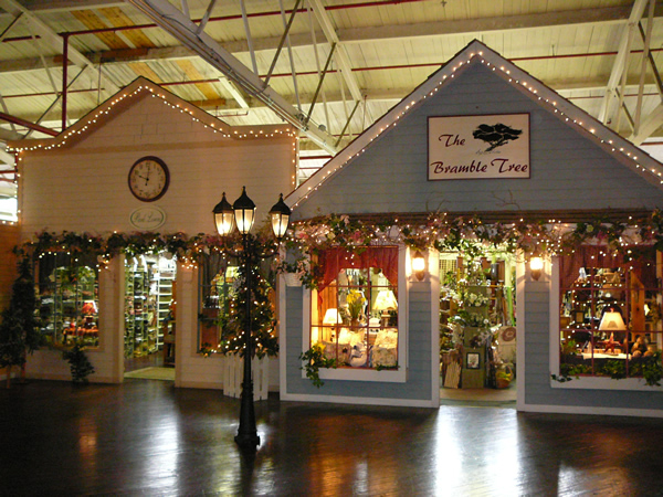 Street Of Shops Is A Charming Indoor Village In Pennsylvania