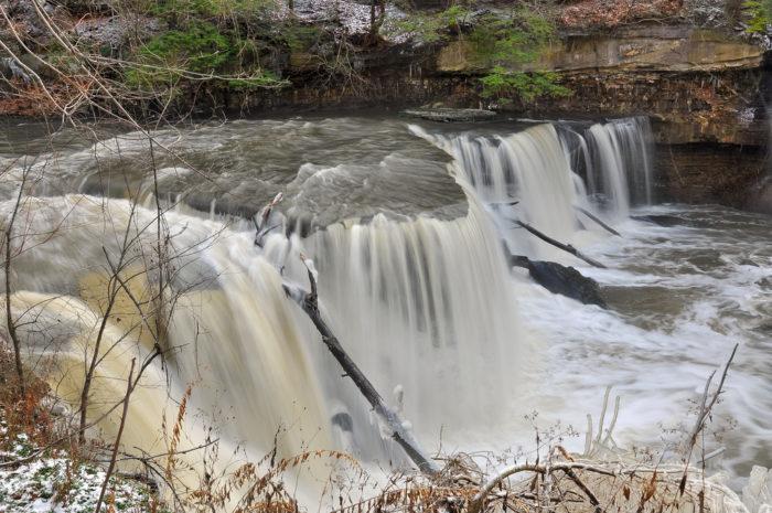 Waterfalls Cleveland Great Fallls