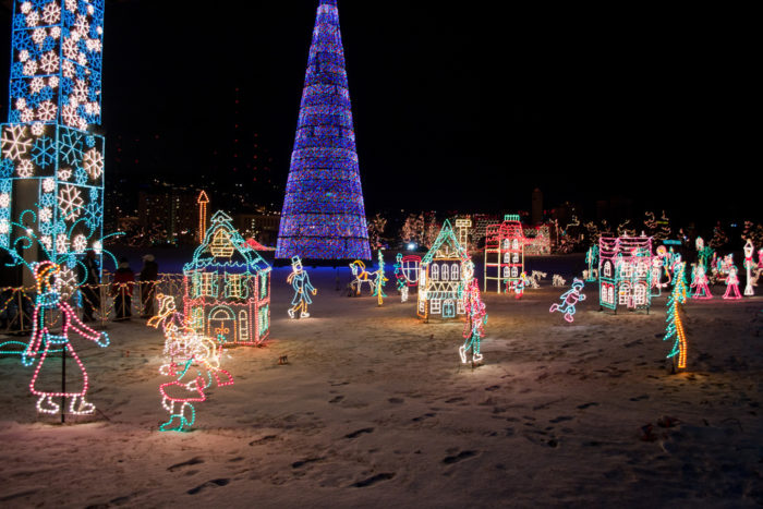 12 Best Christmas Light Displays In Minnesota 2016