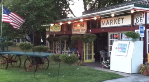 The Oldest General Store In Kansas Has A Fascinating History