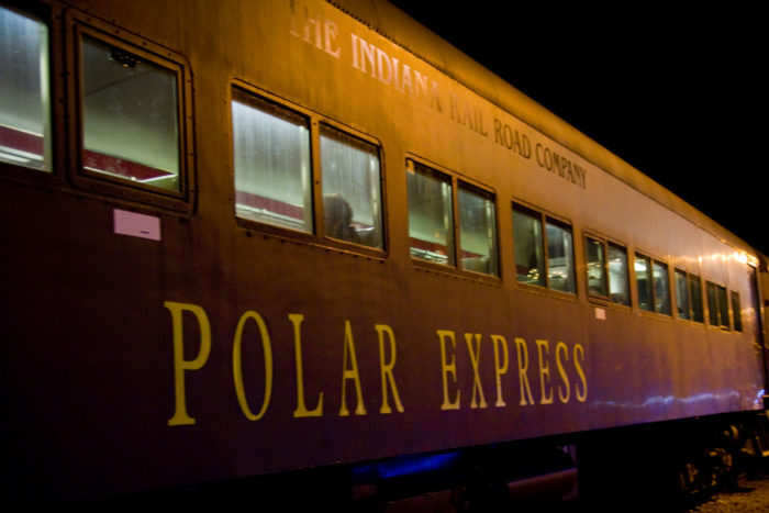 13 best christmas towns in oregon 2016 for What is the best polar express train ride