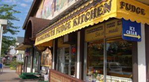 These 10 Neighborhood Sweet Shops Serve The Best Homemade Fudge In Michigan