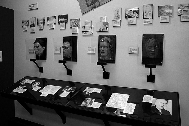 Torso Murders exhibit at CPM - Free admission