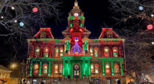 Here Are The 10 Most Enchanting, Magical Christmas Towns In Ohio