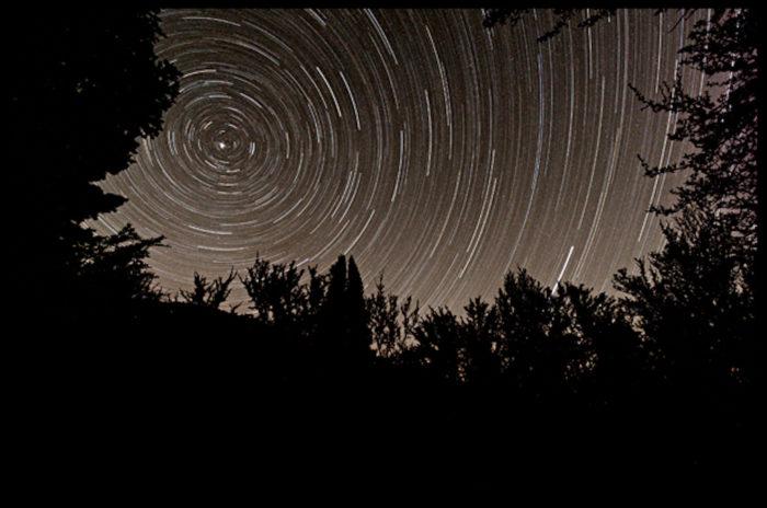 Stars over Great Basin National Park