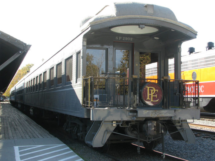 Ride The Polar Express Train At The California State