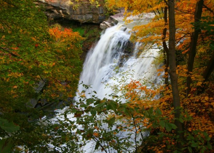 Natural wonders - Brandywine Falls