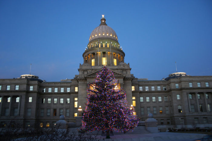 7 Best Christmas Towns In Idaho 2016