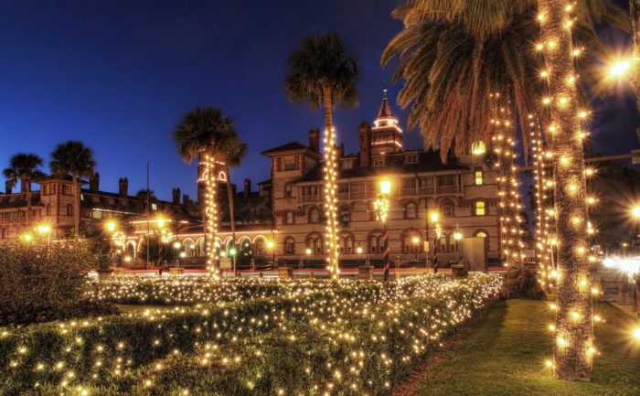 St. Augustine Nights of Lights & 12 Best Christmas Light Displays In Florida 2016 azcodes.com