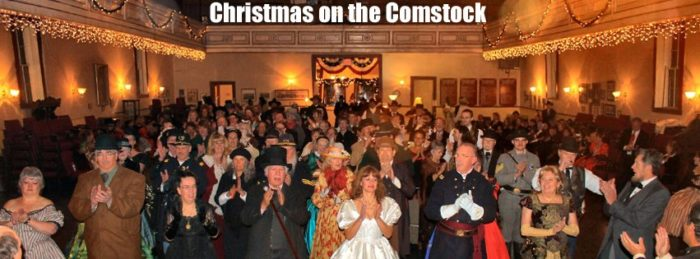 Christmas on the Comstock