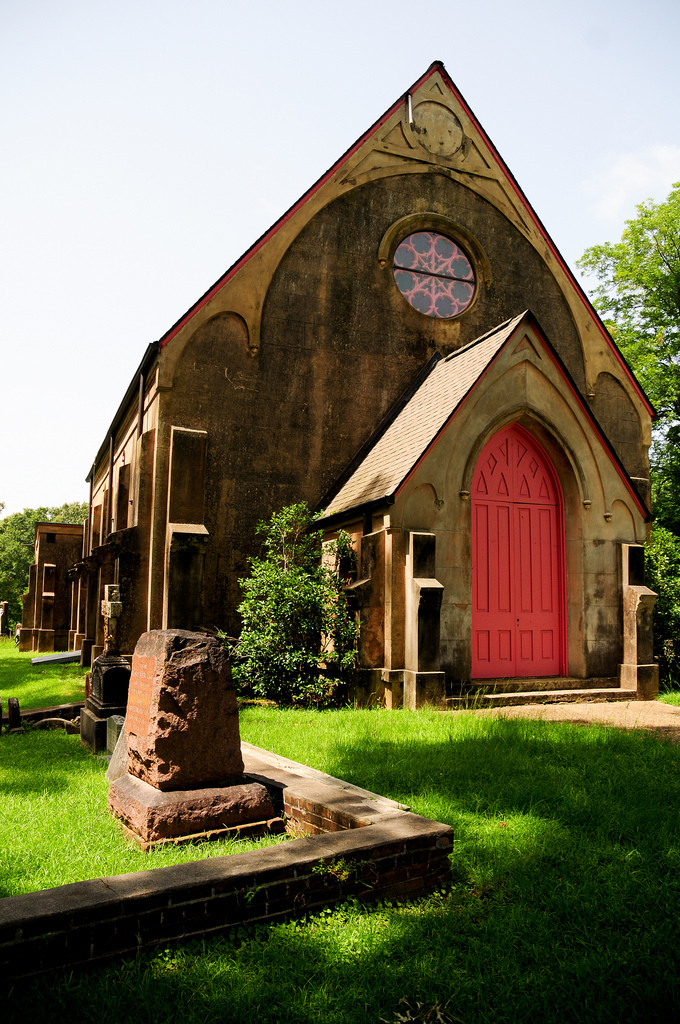Christ Church Is The Most Charming Chapel In Mississippi
