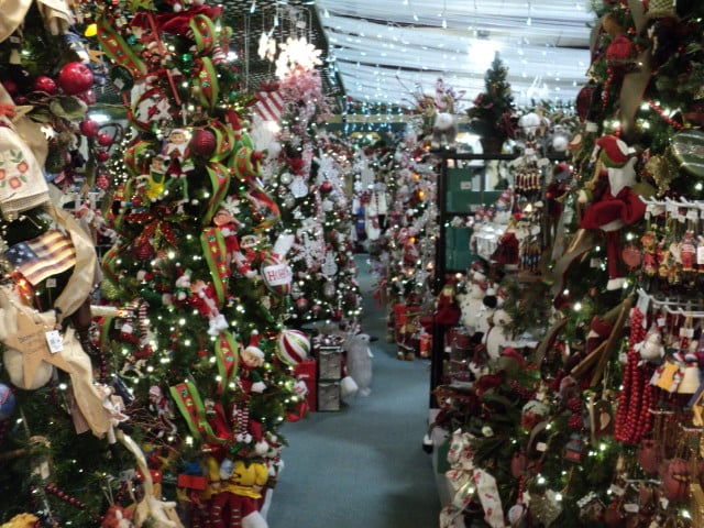 The Christmas Factory Is The Biggest and Best Christmas Store In ...