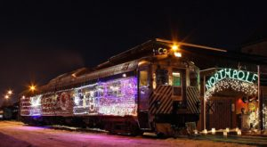 The Magical Polar Express Train Ride In Minnesota Everyone Should Experience At Least Once