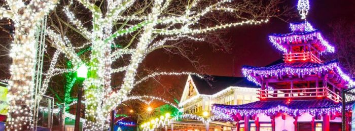 15 Best Christmas Light Displays In Pennsylvania 2016