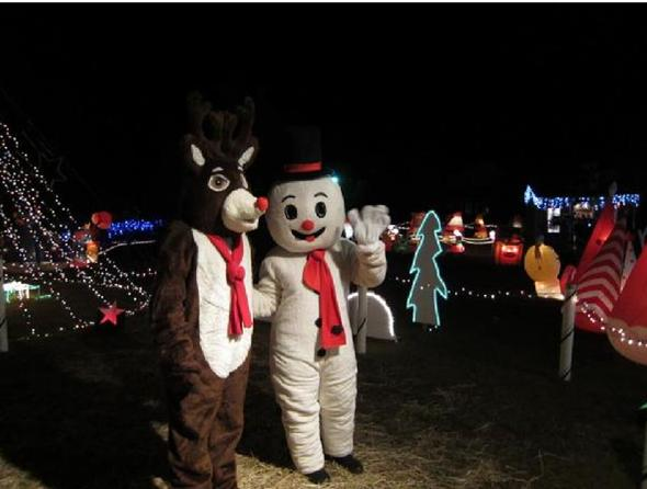 Road Trip To 10 Of The Most Magical Christmas Displays In Mississippi