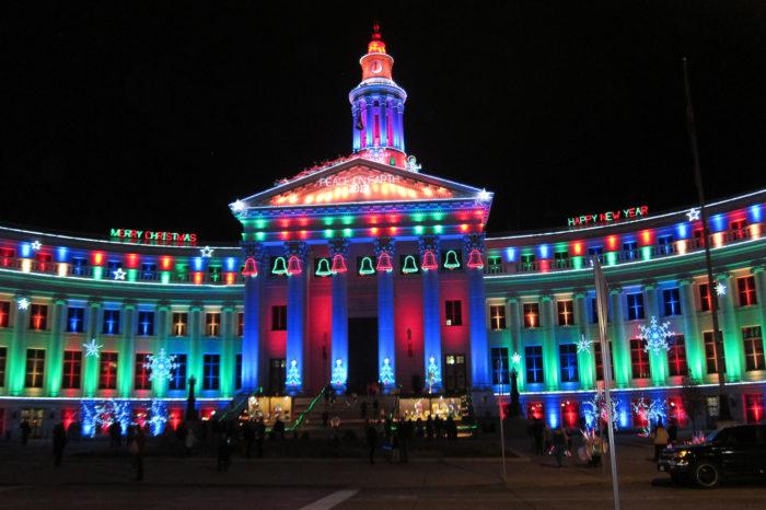 The Christmas Lights Road Trip Through Colorado That S