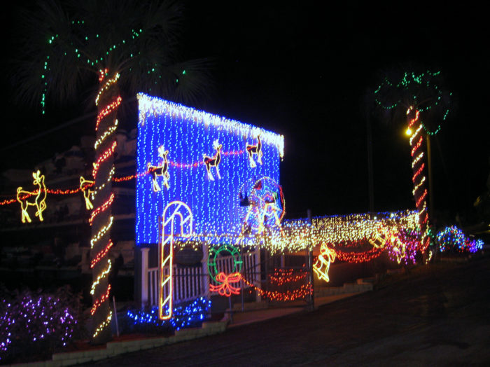 12 Best Christmas Light Displays In Florida 2016