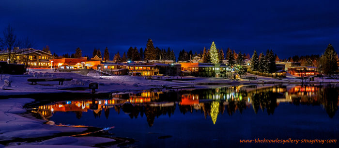 Best Christmas Towns in Idaho