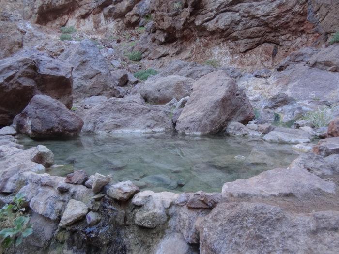 Goldstrike Hot Springs