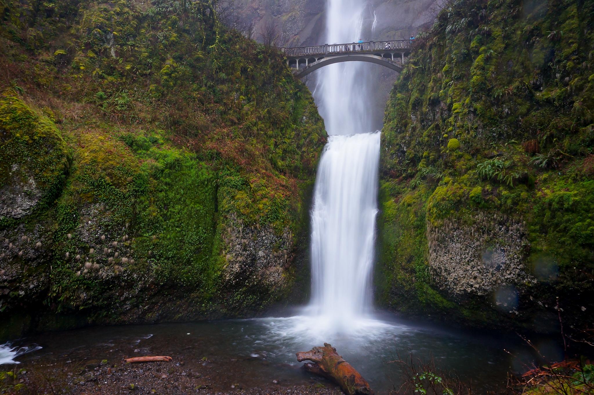 17 Gorgeous Waterfalls Across The U.S. Hiding In Plain Sight