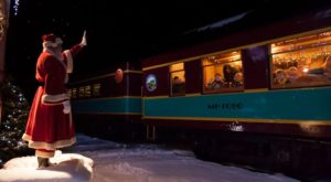 The Magical Polar Express Train Ride In Mississippi Everyone Should Experience At Least Once