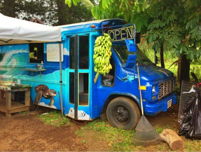 Haleiwa Food Trucks