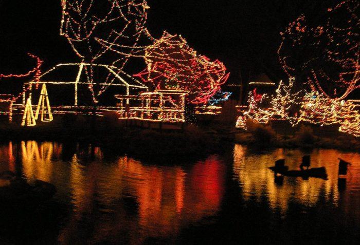 Christmas Lights In Wichita Ks