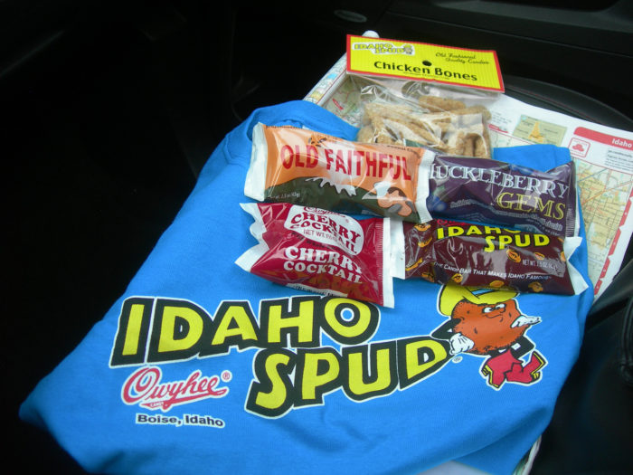 Idaho Cuisine Bucket List