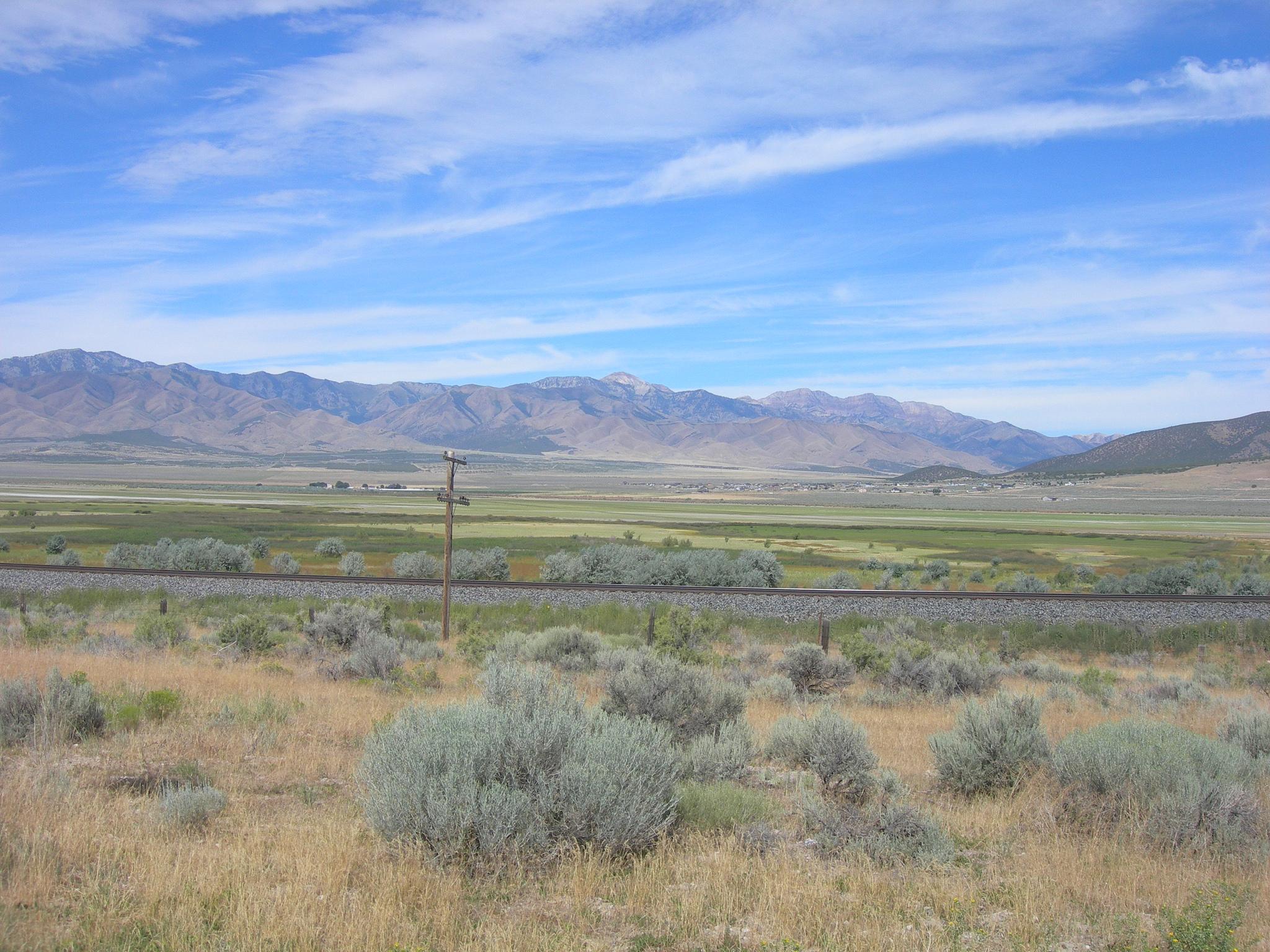 Utah S West Desert One Of The Most Remote Spots In Utah