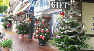 Here Are The 9 Most Enchanting, Magical Christmas Towns In Southern California