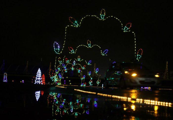 Christmas Lights In Charlotte Nc