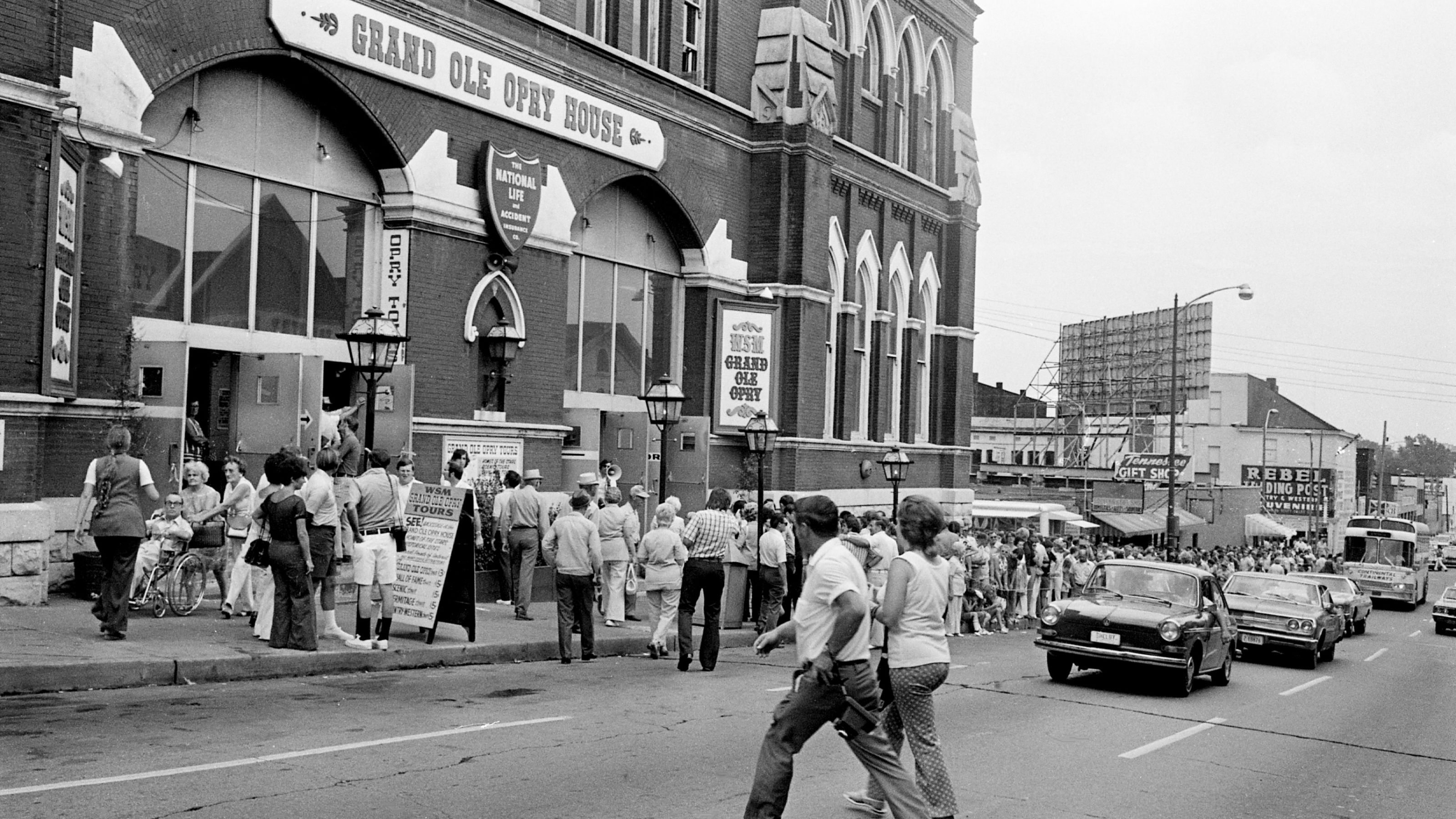 10 Best Vintage Photos Of Nashville In The 1970s