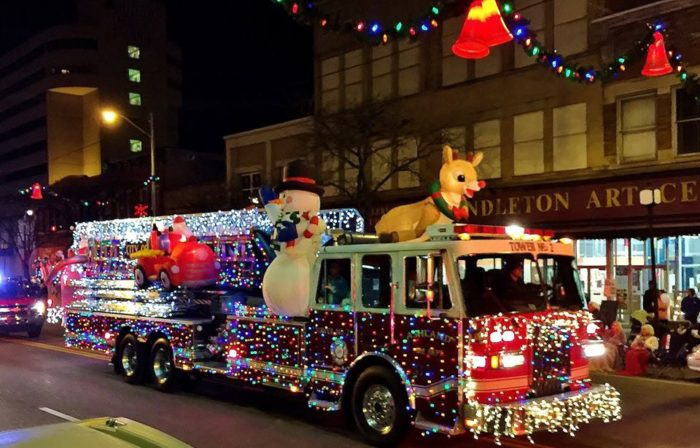 12 Best Christmas Towns In Kentucky 2016